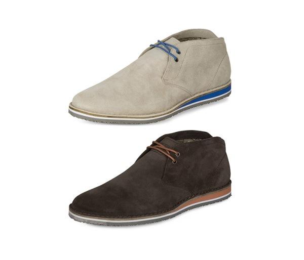 Farbkorrektur Schuhe